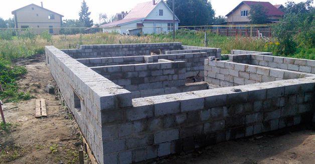 Фундамента из керамзитобетона нержавейка бетон