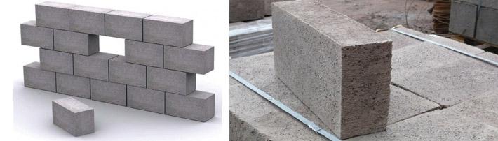 блоки бетонные под фундамент 400х200х200